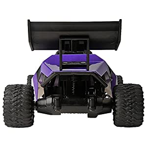 Gizmovine Remote Control RC Racing car – High Speed Purple Buggy, 1/32 Scale – Fast, Drift, super control, Indoor and Outdoor use