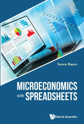 Microeconomics with Spreadsheets Front Cover