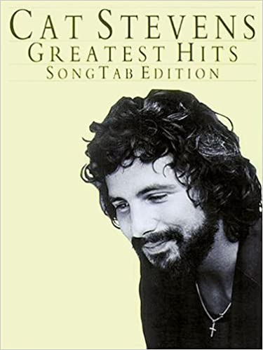 Amazon Cat Stevens Greatest Hits Song Tab Edition