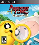 Adventure Time Finn and Jake Investigations PS3 - PlayStation 3 by Little Orbit