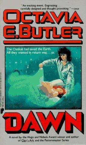 Dawn by Butler, Octavia E.(August 3, 1989) Mass Market Paperback