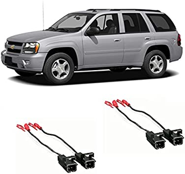 2002 chevrolet trailblazer wiring harness amazon com compatible with chevy trailblazer 2002 2009 factory  chevy trailblazer 2002 2009 factory