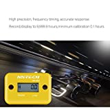 NKTECH NK-HS2 Inductive Hour Meter for Gas Engine