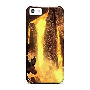 CarlHarris Cases Covers Protector Specially Made For Iphone 5c Inversion Lava