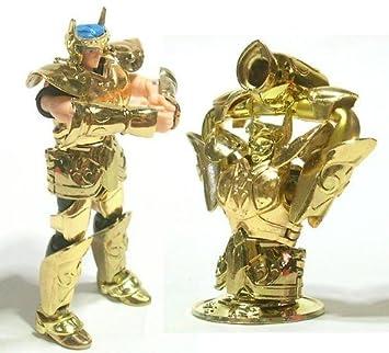 fa2d7dbdfdb5 Bandaï - Saint Seiya Vintage - The knights of the zodiac - Gold knight of  aquarius - Toy: Amazon.co.uk: Toys & Games