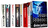 img - for David Baldacci Collection 8 Books Set (David Baldacci Collection) (Stone Cold, The Simple Truth, Split Second, Divine Justice, The Whole Truth, First Family, Last Man Standing, The Collectors) book / textbook / text book