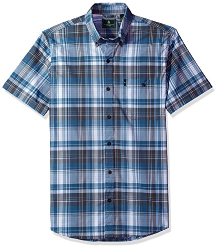 G.H. Bass & Co. Men's Trail Flex Short Sleeve Shirt