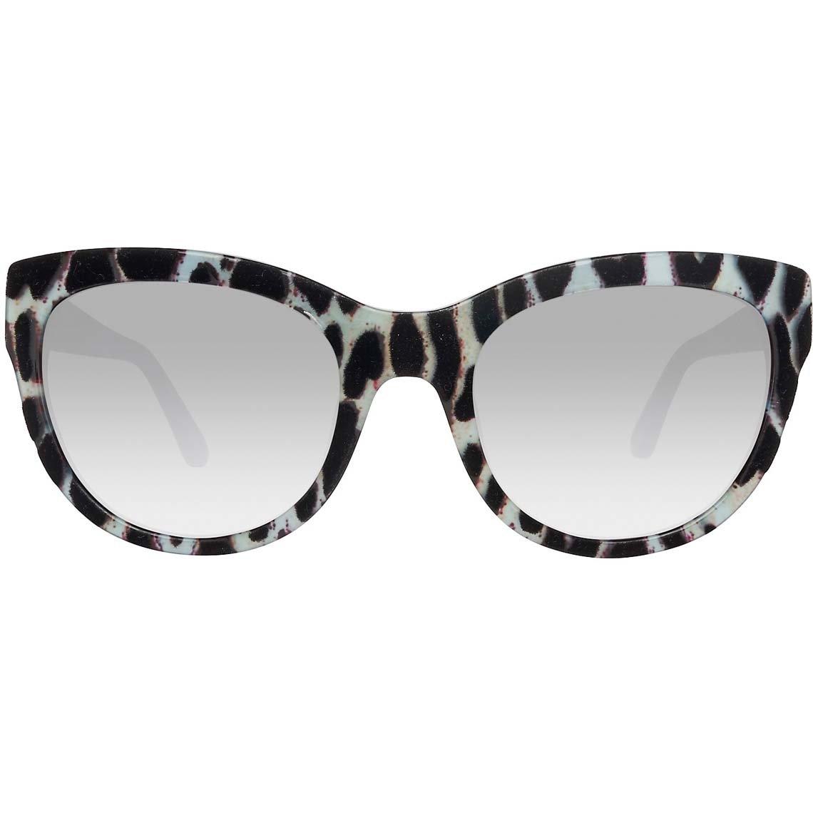 Guess Sonnenbrille 7429 (56 mm) himmelblau/dunkelbraun QnfIY