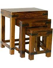 Amazon.it | Tavolini sovrapponibili per soggiorno