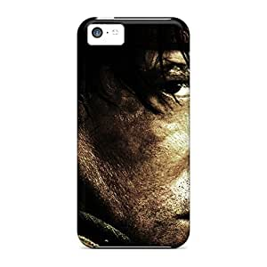 Anglams Perfect Tpu Case For Iphone 5c/ Anti-scratch Protector Case (rambo)
