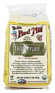 Amazon.com : Bob's Red Mill, Organic Gluten Free Coconut