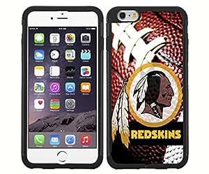 Washington Redskins Football Sports RUBBER Snap on Phone Case (iPhone 6)