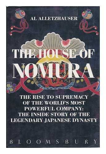 House Nomura Worlds Powerful Company