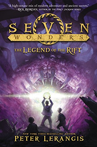 Seven Wonders Book 5: The Legend of the Rift (Series Seven)