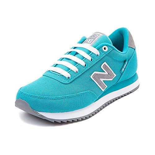 New Balance Mujeres 501 Fashion Sneaker Turquesa 1528