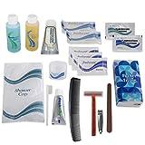 Wholesale Premium 20 Piece Hygiene Kit in Bulk, 24 Sets Per Case