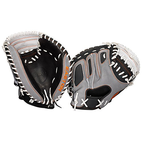 Easton Mako Limited EMK Catchers Mitt, 33.4-Inch, Right Hand Throw by Easton