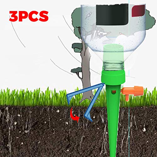 (Euone Clearance Sales,Auto Drip Lrrigation Watering System Automatic Watering Spike for Plants Flower)