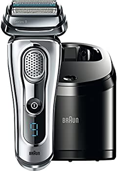 Braun Series 9 Electric Shaver w/Cleaning Center