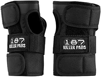 187 Killer Wrist Guards Skateboard Knee Pads