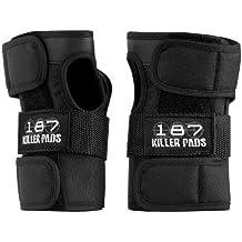 187 Killer Pads - Wrist Guards - Black - Medium