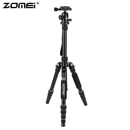 Contifan Zomei Q666 - Trípode Profesional para cámara réflex ...