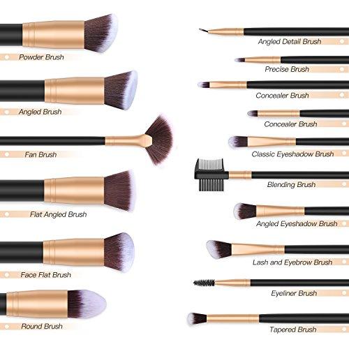Buy budget makeup brush set