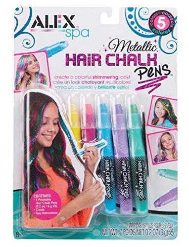ALEX Toys Metallic Hair Chalk product image