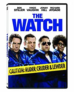 Amazon.com: The Watch: Jonah Hill, Ben Stiller, Akiva ...