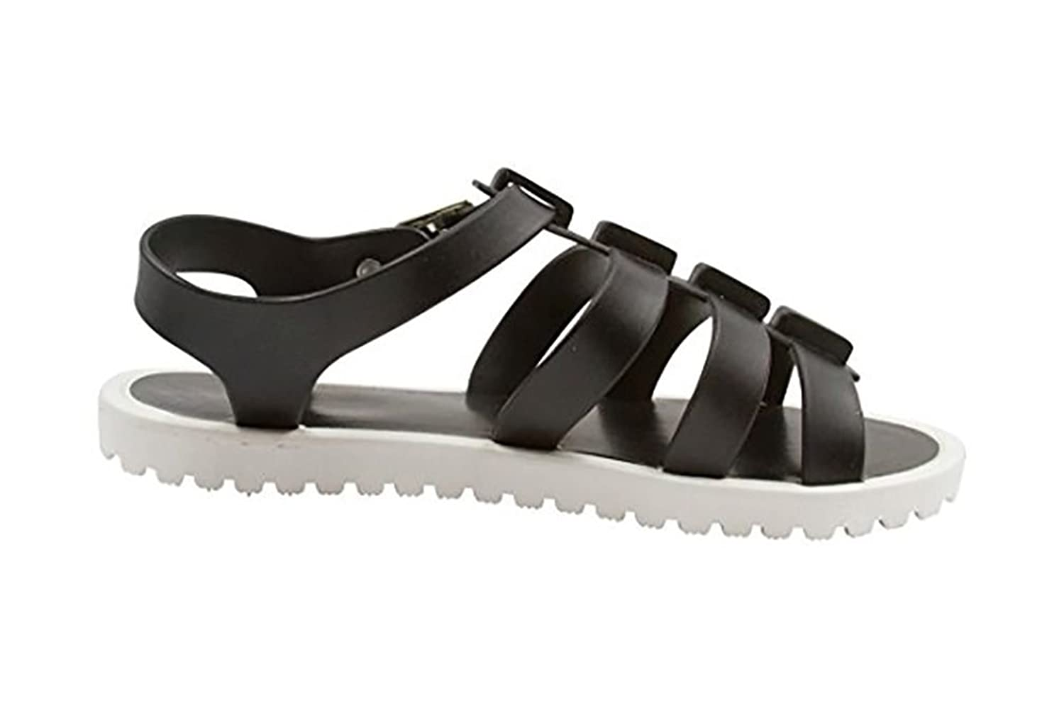 101 BEACH Little Girls Open Toe Jelly Sandals