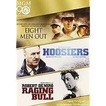 Eight Men Out / Hoosiers / Raging Bull Triple Feature