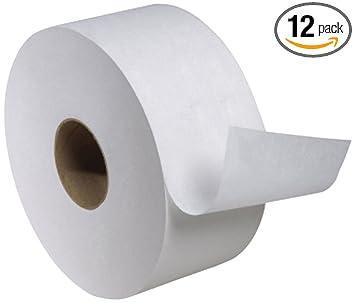 Amazon.com: Tork 12013903 Advanced Mini Jumbo Roll Single-Ply ...