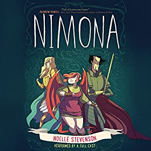 Nimona Audiobook