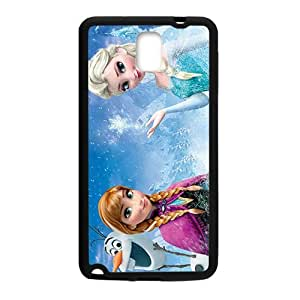 Happy Frozen beautiful fashion Cell Phone Case for Samsung Galaxy Note3