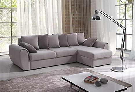 Sofá de la esquina Monza Conjunto de muebles para salón con ...