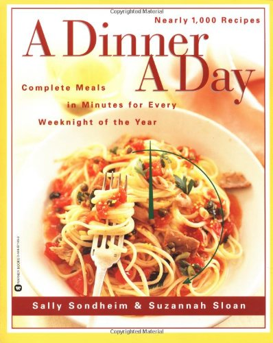 Download a dinner a day complete meals in minutes for every download a dinner a day complete meals in minutes for every weeknight of the year book pdf audio idap3wwvg forumfinder Gallery