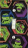 ninja turtle light cover - Teenage Mutant Ninja Turtles Decorative Light Switch Cover Wall Plate