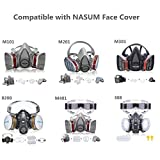 NASUM Replaceable Carbon Filters Protective