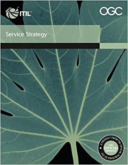 Book ITIL Service Strategy