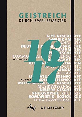 Semesterkalender 2016/2017