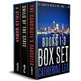 The Elizabeth McClaine Thriller Boxed Set Books 1 - 3 (An Elizabeth McClaine Thriller Book 4)