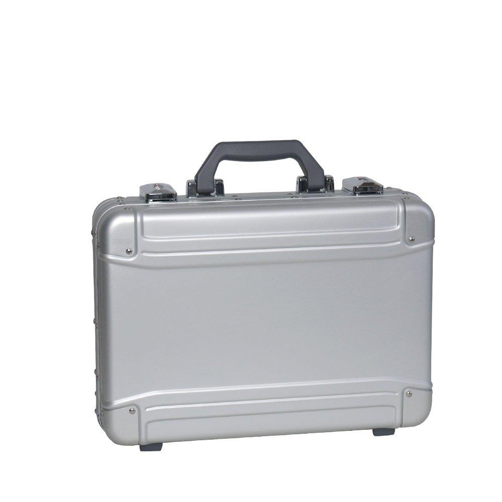 [ゼロハリバートン] ZEROHALLIBURTON GEO 3.0 アルミニウム アタッシュケース/スーツケース Large Attache Silver[並行輸入品]   B07FSJF2JW