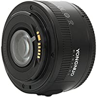 Reliability Yongnuo YN EF 50mm f/1.8 AF Lens Aperture Auto Focus for Canon