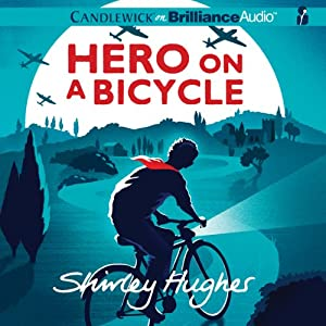 Hero on a Bicycle Audiobook