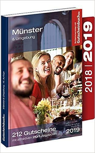 Gutscheinbuch Münster & Umgebung 2018/19 16. Auflage ...