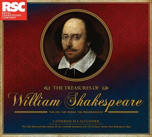 Shakespeare, Treasures of William