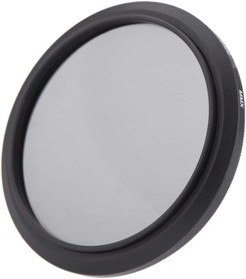 Adjustable Grayscale Filter Suitable for ND2 to ND400 ND Variable Filter ND Thin Filter HD Neutral Gray Filter ND fine Gray Filter Market/&YCY ND Filter 55mm ND2-ND400