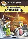 Geronimo Stilton, tome 11 : Le mystère de la tour Eiffel (BD) par Stilton