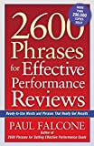 2600 Phrases for Effective Performance