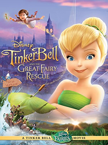 Tinker Bell and the Great Fairy -